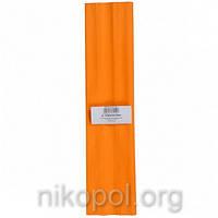 "Бумага гофрированная ""OK Office"" 50х200см., светло-оранжевая (№5)"