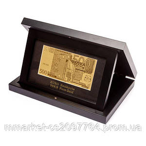 "Банкнота подарочная 170045 ""500 евро"""