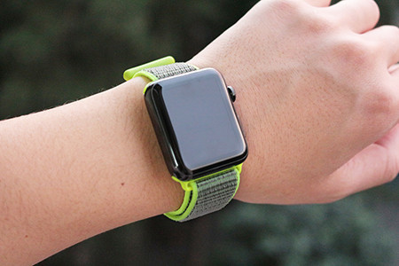 Apple Watch 42 Текстиль Ремешок