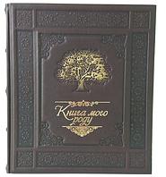 Книга мого роду на українській мові МАКЕЙ родословна книга