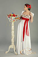 Вечернее платье в украинском стиле, фото 1