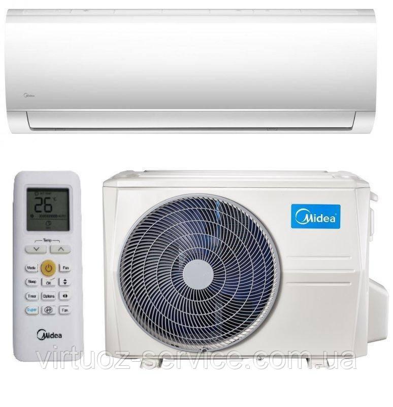 Инверторный кондиционер Midea Blanc DC Inverter HB MA-24N1D0H-I/MA-24N1D0H-O
