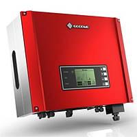 Сетевой солнечный инвертор GoodWe 10000 (10кВт, 3-фазный,2 МРРТ Модель GW10K-DT)