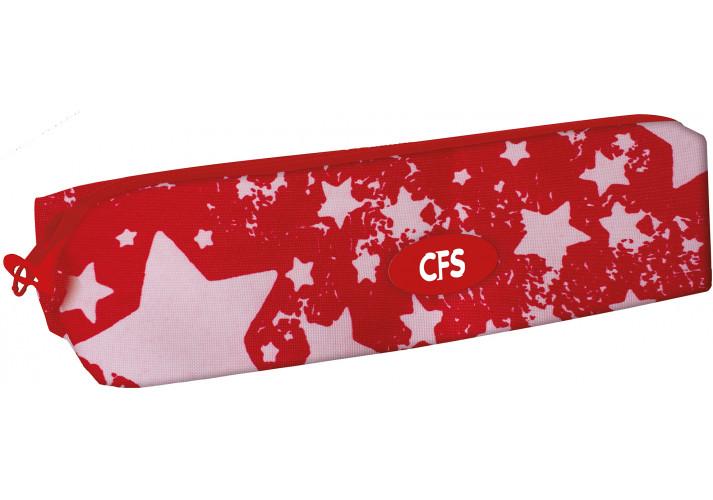 "Пенал ""CoolForSchool"" ""Starry Red"" CF85945"