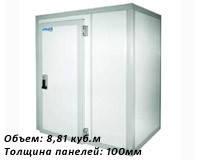 Камеры холодильная 100мм POLAIR КХН-8,81