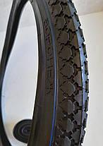 Покрышка на велосипед 20 дюймов с Камерой Рисунок Ромб. Вело резина 20*1,75 (40-406), фото 3