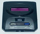 Sega Mega Drive 2 (+5 игр), фото 3