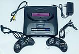 Sega Mega Drive 2 (+5 игр), фото 2