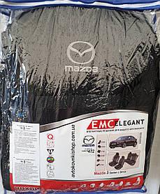 Авточехлы Mazda 3 2013- EMC Elegant