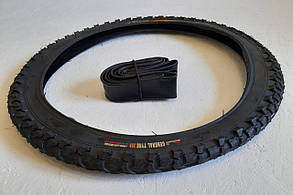 """Покрышка на велосипед 18 дюймов. Генерал Шипованная. Вело резина 18"""", фото 2"""