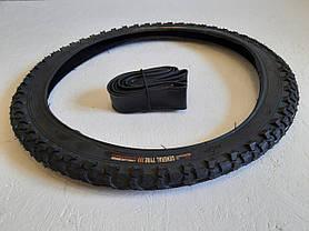 """Покрышка на велосипед 18 дюймов. Генерал Шипованная. Вело резина 18"""", фото 3"""