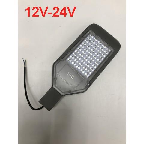 Світлодіодний вуличний консольний світильник PRIDE SL-50L 50W 12-24V 6500K IP65 Код.59549