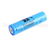 Аккумулятор 18650-5800 mAh, синий