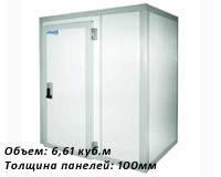 Камера холодильная 100мм POLAIR КХН-6,61