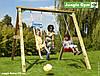 Детские качели Jungle Swing 220 cm
