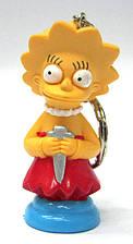 Брелок Симпсоны