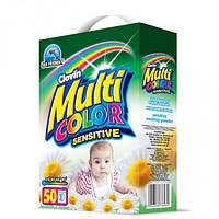 MULTICOLOR Sensitive порошок для стирки детских вещей  400 гр