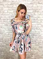 Платье женское летнее цвет Капучино р, 42 44 46 48