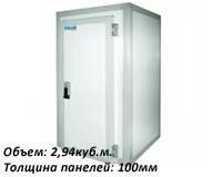 Камеры холодильная 100мм POLAIR КХН-2,94