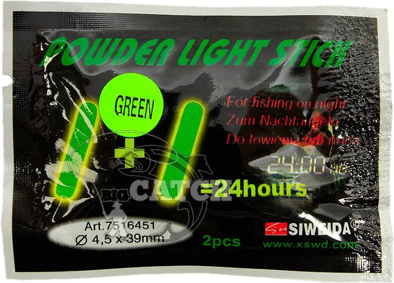 Светлячок SWD Powder Light Stick 4.5*39мм
