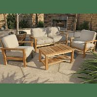 Набор мягкой садовой мебели