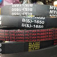 Ремень на мотоблок Hutian В(Б)-1650