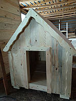 Собачья будка для Алабая