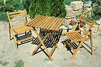 Комплект террасной мебели с креслами