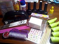 Стартовый набор для покрытия гель-лаком