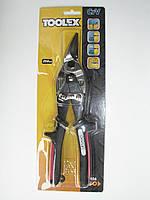 Ножиці по металу ЛІВІ 250 мм TOOLEX 88T 426
