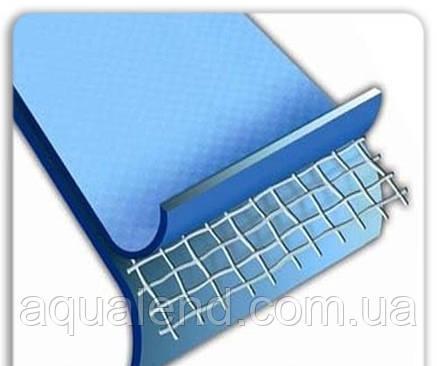 Плівка ПВХ (лайнер) Cefil, колір France (блакитний), ширина 1.65 м, фото 2