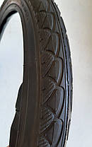 Покрышка на велосипед 18 дюймов. Генерал Черепашка Гладкая. Вело резина 18*2,125(57-355), фото 2