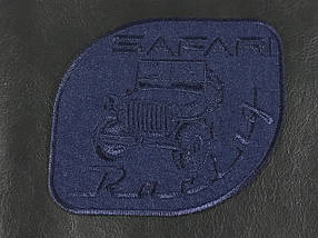 Нашивки Safari Racing 110х98 мм