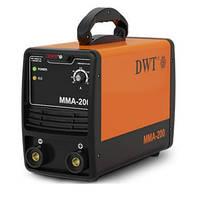 DWT Инвертор MMA-200 сварочный аппарат