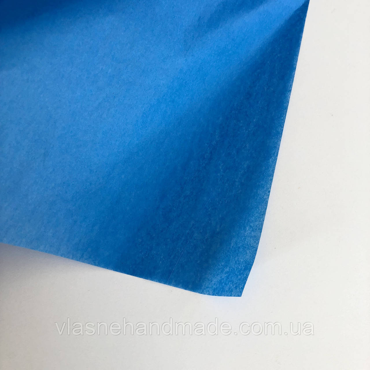 Папір тішью СИНІЙ (50х70 см)