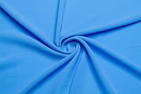 Софт/супер софт однотонный  голубой