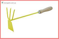 Мотыжка комбинированная рижка DV - 400 мм, с ручкой
