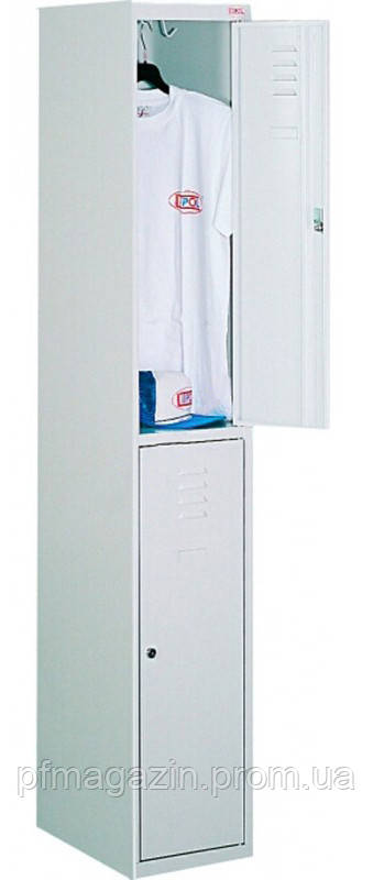 Шкаф одёжный Sus 412 (ВхШхГ - 1800х400х500)