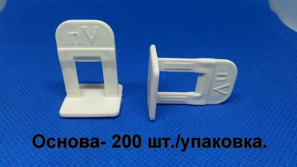 Основа «зажим» 2,0 мм Mini 200 штук СВП NOVA