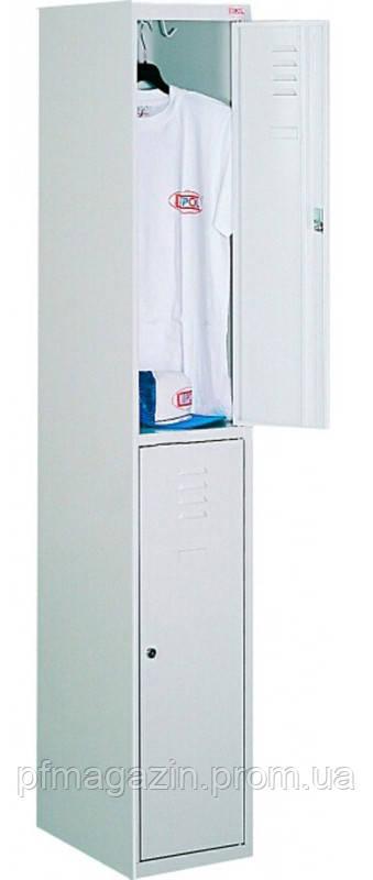 Шкаф одёжный Sus 312 (ВхШхГ - 1800х300х500)