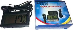 Электронный термометр выносной с  капиляром