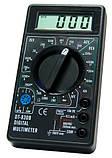Мультиметр цифровой DT830B, фото 2
