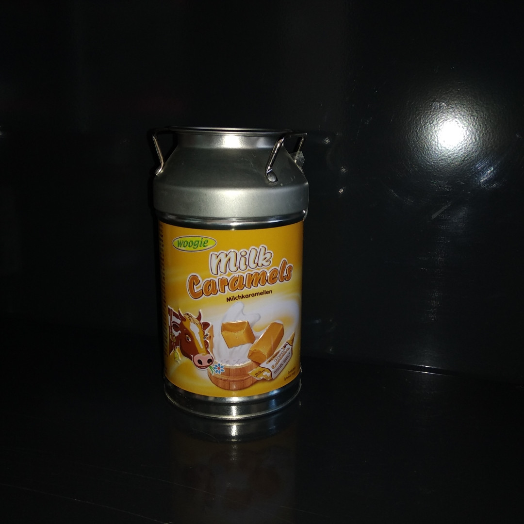 Цукерки Milk Karamels (молочна карамель), Копілка 250 гр.