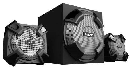 Музыкальный центр HAVIT HV-SF5635BT black