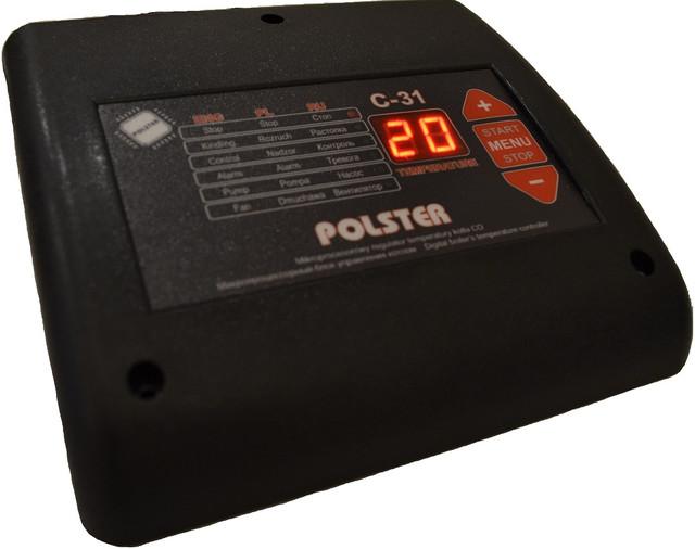 Автоматика Polster С-31 для твердотопливного котла