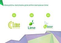 Выбираем новый логотип для online магазина Lime