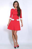 Модное трикотажное платье от производителя