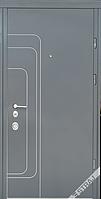 Двери квартирные, STRAJ, модель Трек, комплектация Standard, коробка 120 мм, MUL-T-LOCK 257 Bs60 4k