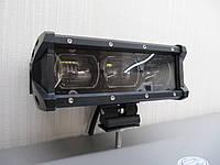 Дополнительная фара  LED 6D -30W CREE - 1 шт.- не слепят встречных., фото 1