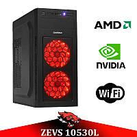 АКЦИЯ!!! Ультра Игровой ПК ZEVS PC10530L FX6300 +GTX 1060 3GB
